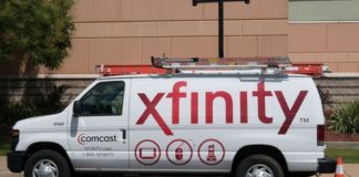Comcast Xfinity Data Cap