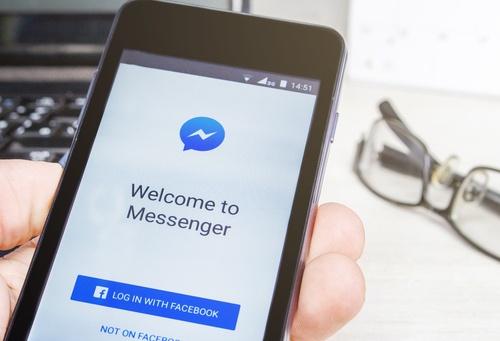 Facebook Messenger Ad Council