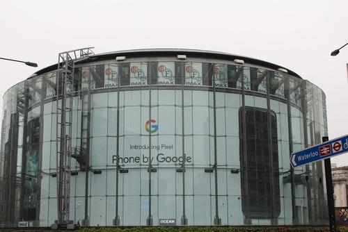 Google Pixel Marketing