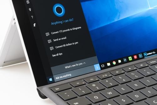 Microsoft Computer Cortana