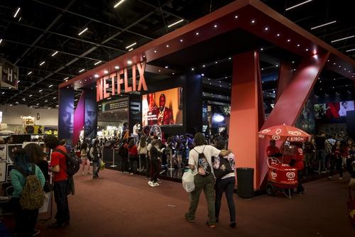 Netflix Comic-Con