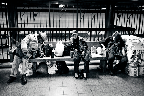 New York City Homeless