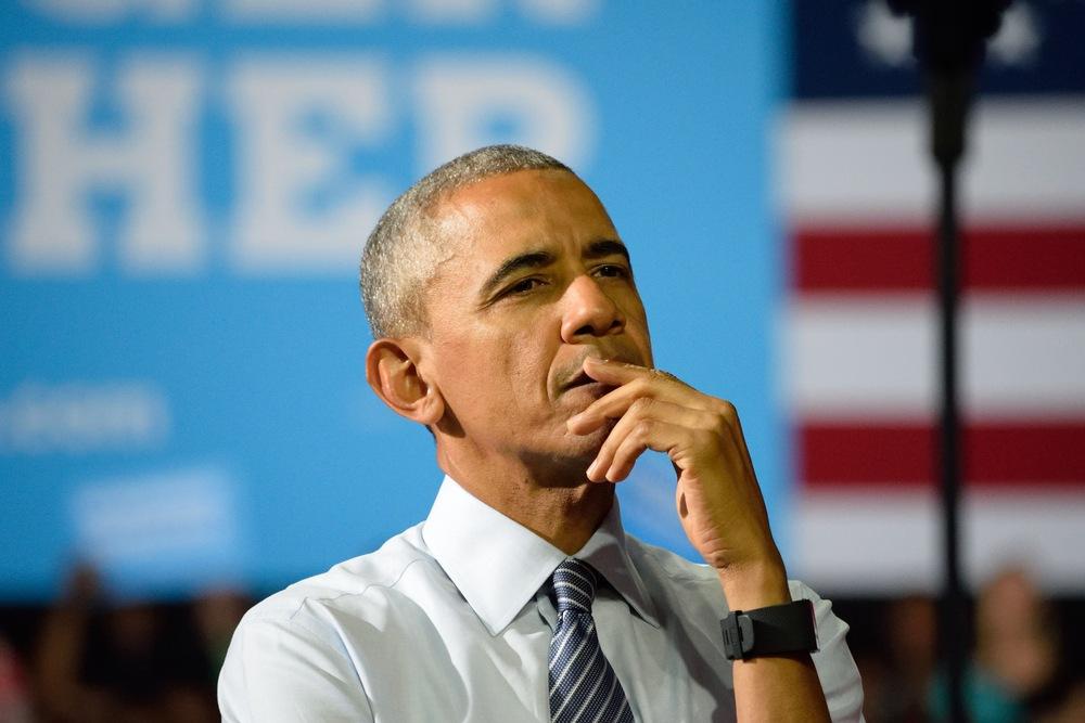 President Obama Russia Hacks