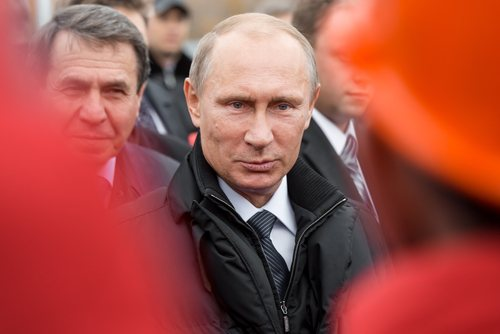 Russia Hack Vladimir Putin