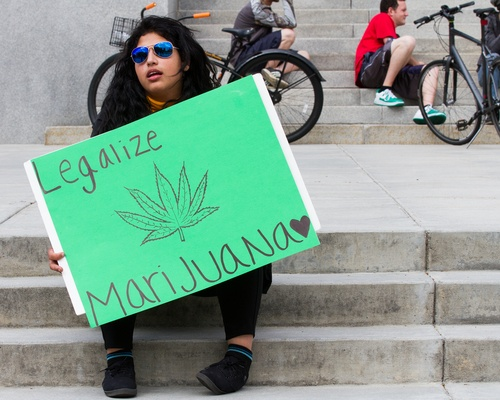 legalized receational marijuana