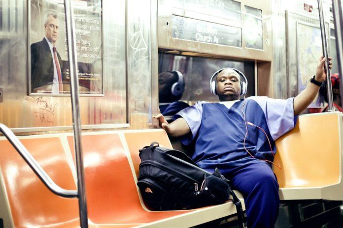 New York City Wi-Fi Subway