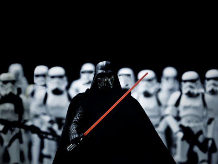 Star Wars Twitter Botnet