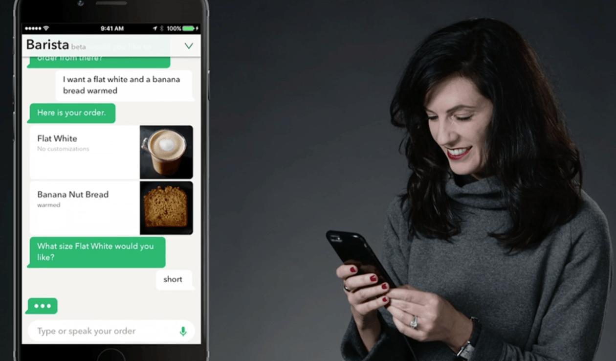 Starbucks Virtual Assistant App