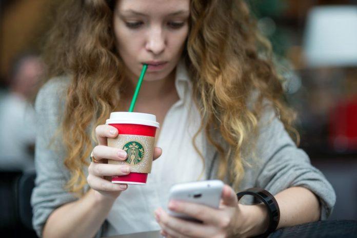 Starbucks App Update