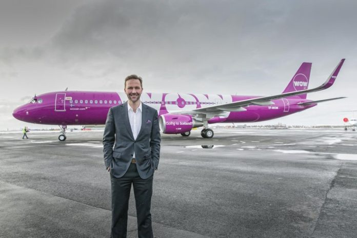 Wow Airlines CEO
