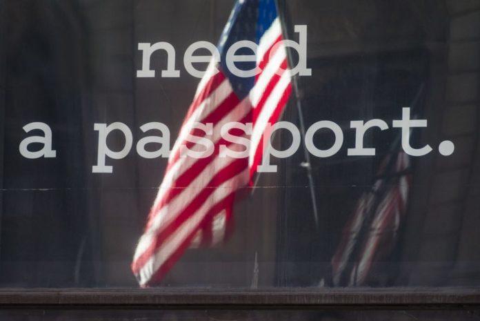 Password USA