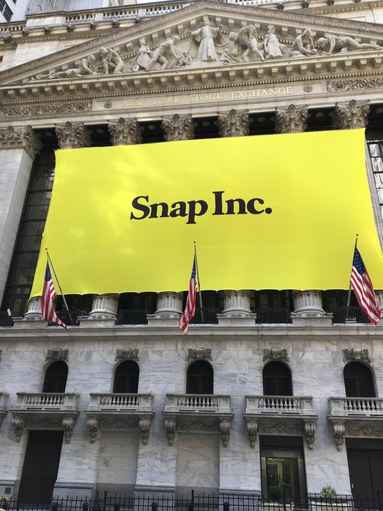 SNAP Snapchat Stock