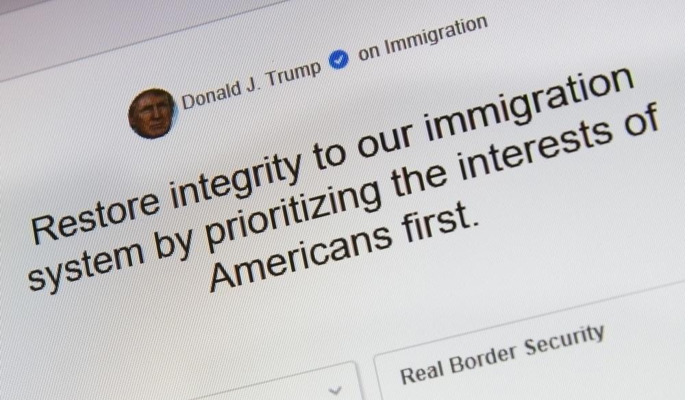 Trump H-1B Visa