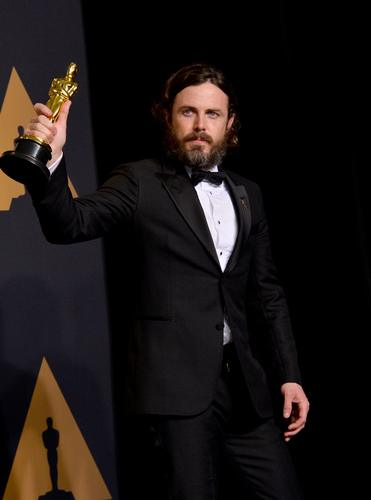 Casey Affleck Manchester By the Sea