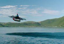 Kitty Hawk Flying Car