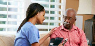 blood pressure segregation
