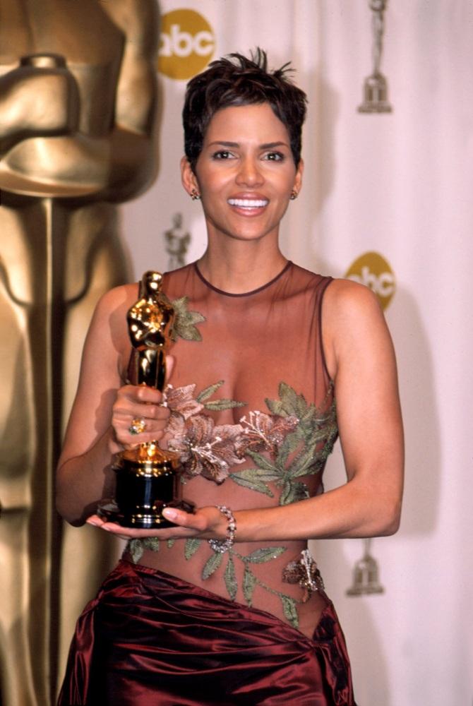 Halle Berry Oscars