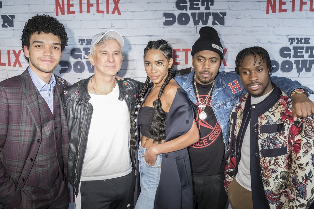 The Get Down Cast