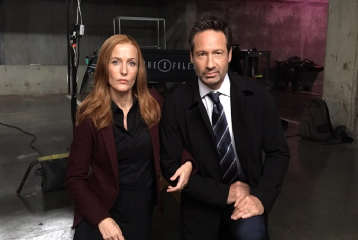 X Files Take a Knee