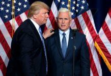 Mike Pence Donald Trump