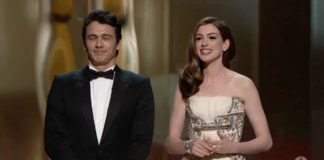 James Franco Academy Awards
