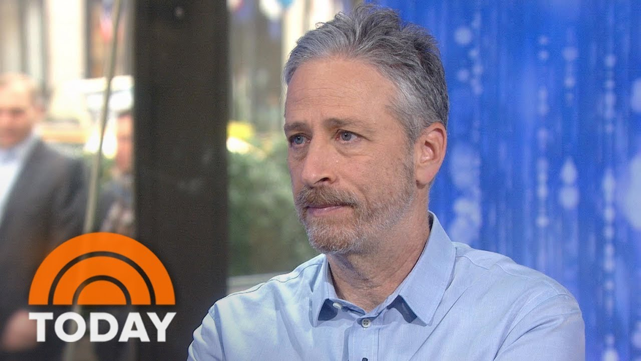 jon stewart says hes quotstunnedquot by the louis ck sexual