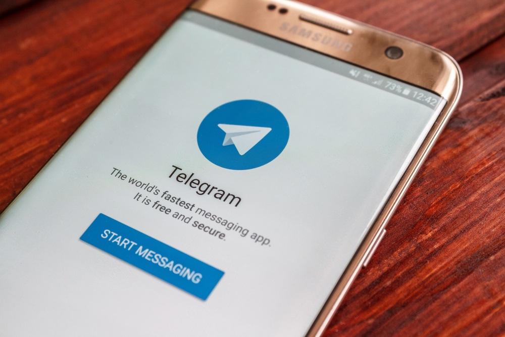 Telegam App